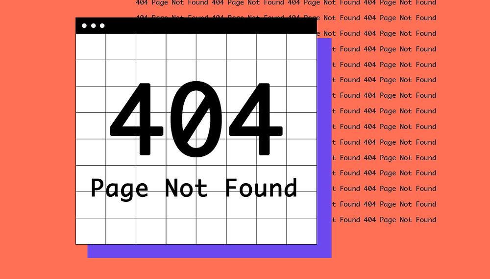 Best 404 page design
