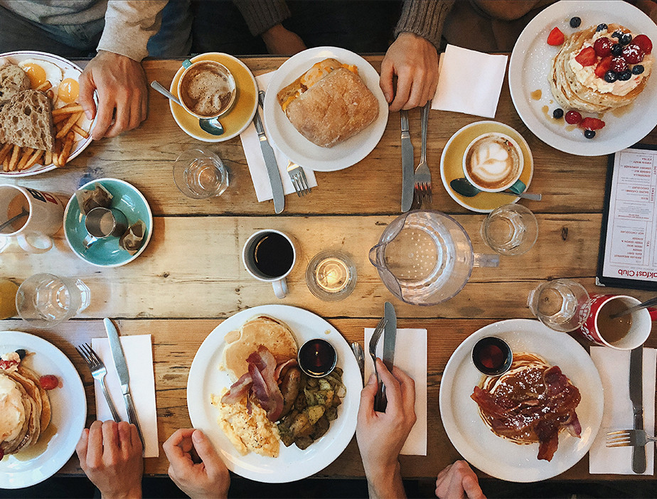 Zdjęcia jedzenia - wskazówki dotyczące przekazu