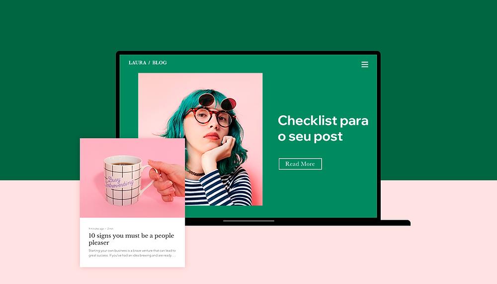 Checklist para o blog post perfeito