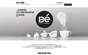 sarabe graphiste webdesigner freelance