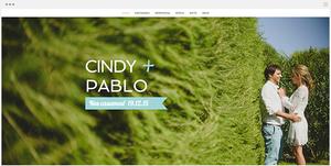 Cindy y Pablo