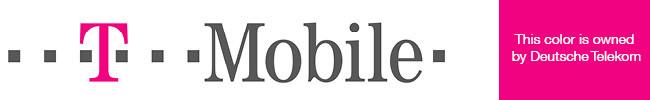 Логотип компании Tmobile