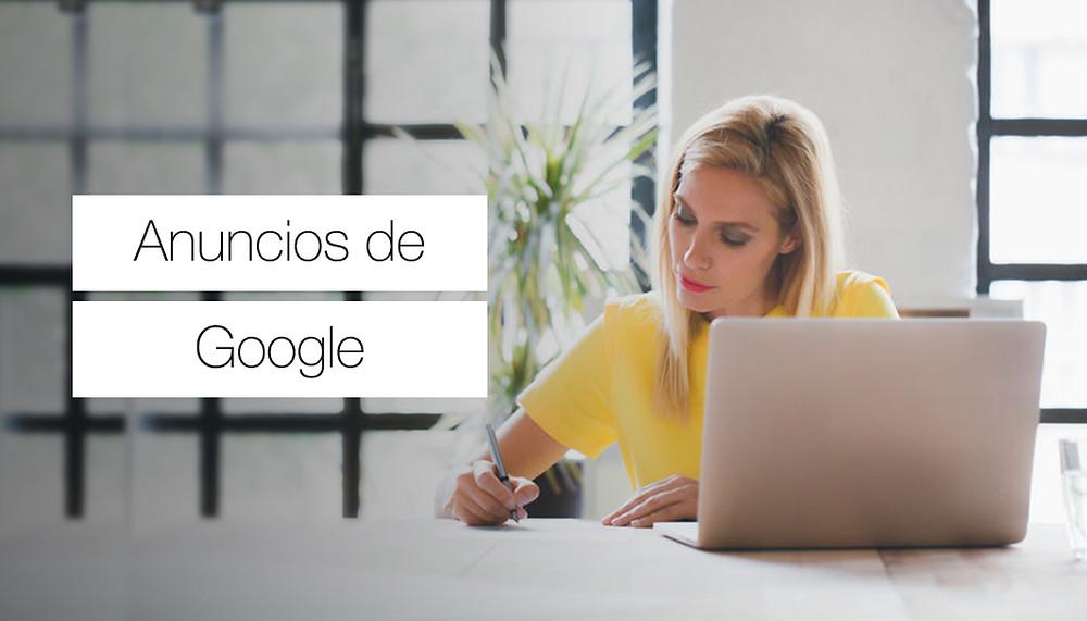 Cómo escribir anuncios de Google