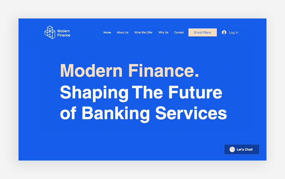 Usługi księgowe – strona internetowa