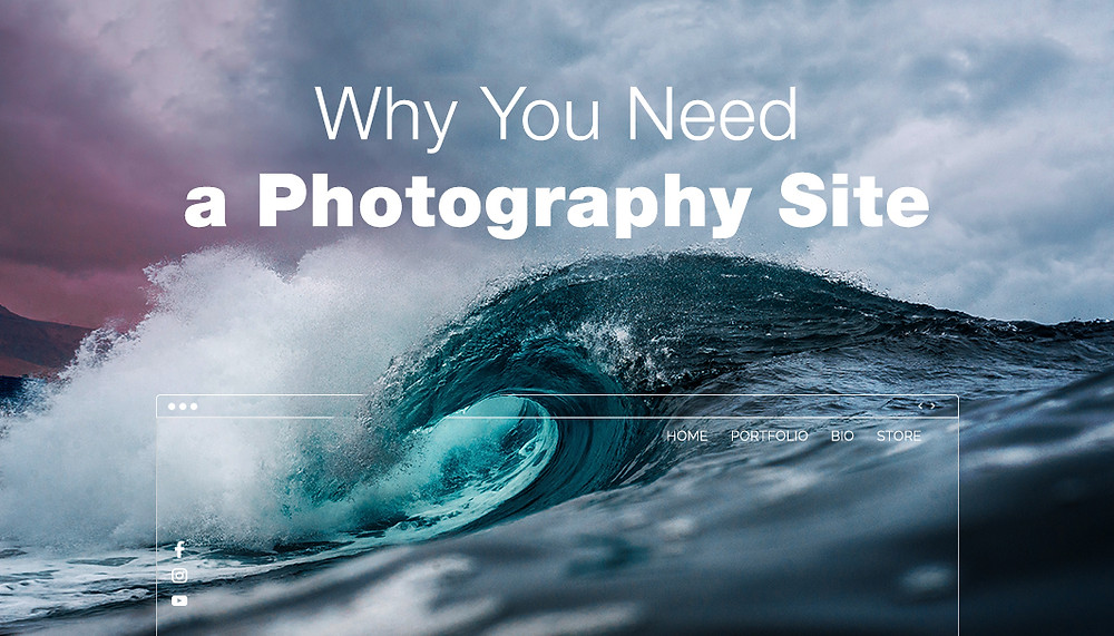 10 Reasons Why You Need a Photography Website