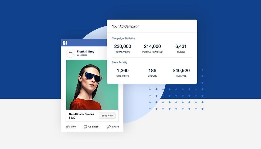 e-ticaret sitesi kurma: facebook reklamları örneği