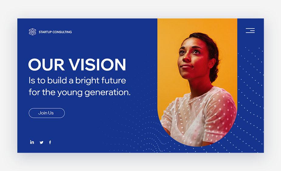 visión de la marca