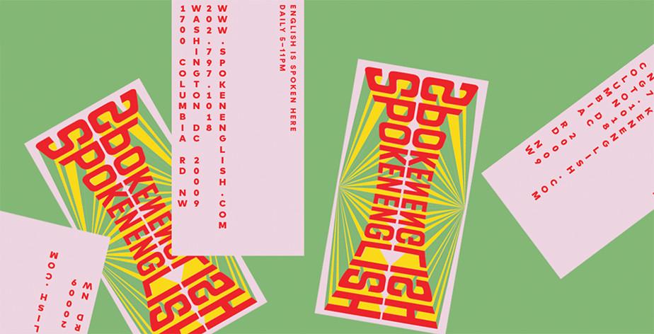 Visitenkarte gestaltet von Wix-Nutzer Ryan Haskins, für Design Army