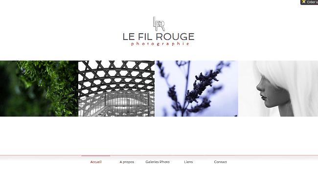 Site : Le Fil Rouge Photographie