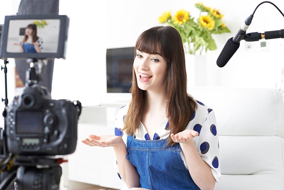 Créer un vlog - le matériel