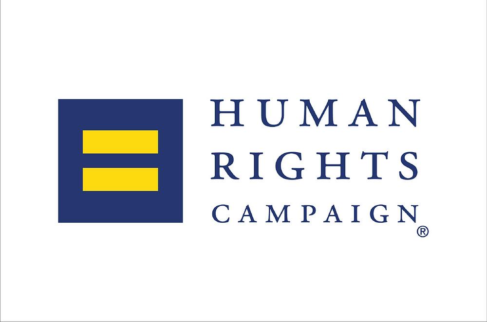 Human Rights Campaign logo - iconic logo designs.