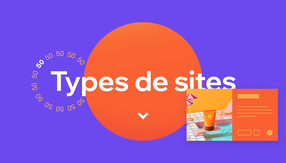 50 idées de sites web pour créer le vôtre