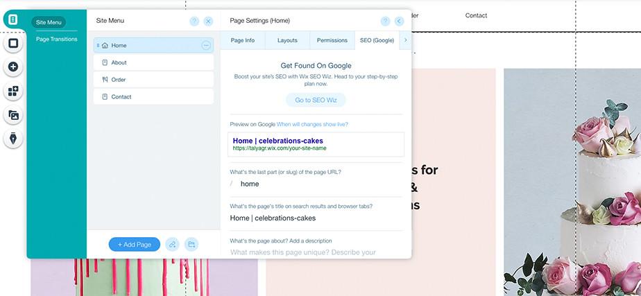SEO İpuçları: Her sayfa için seo başlığı ve meta açıklaması ekleyin