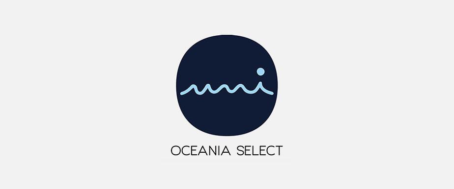 Ejemplo de Logo con colores analogos
