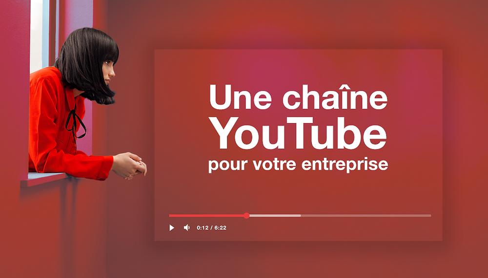 Créer une chaîne YouTube pour votre entreprise