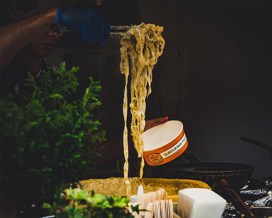 Zdjęcia jedzenia - fotografowanie w różnych kątach