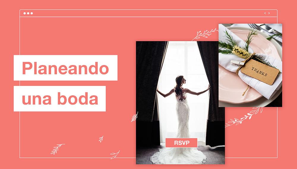 Guía para planear una boda