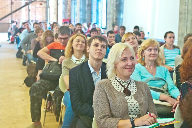 Настоящий аншлаг: отчет со второго Wix-семинара в России