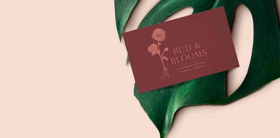 Business card design by Colleen Wade and Dearest Creative.