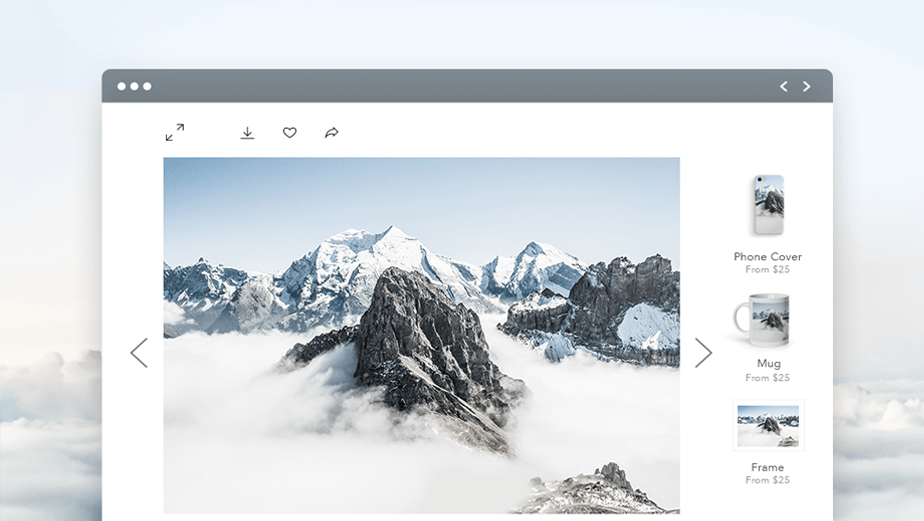 Wix Art Store: the Best Tool to Sell Your Photos Online