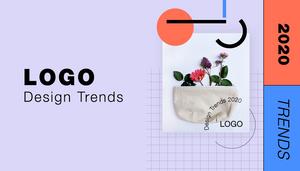 Дизайн логотипов: тренды 2020