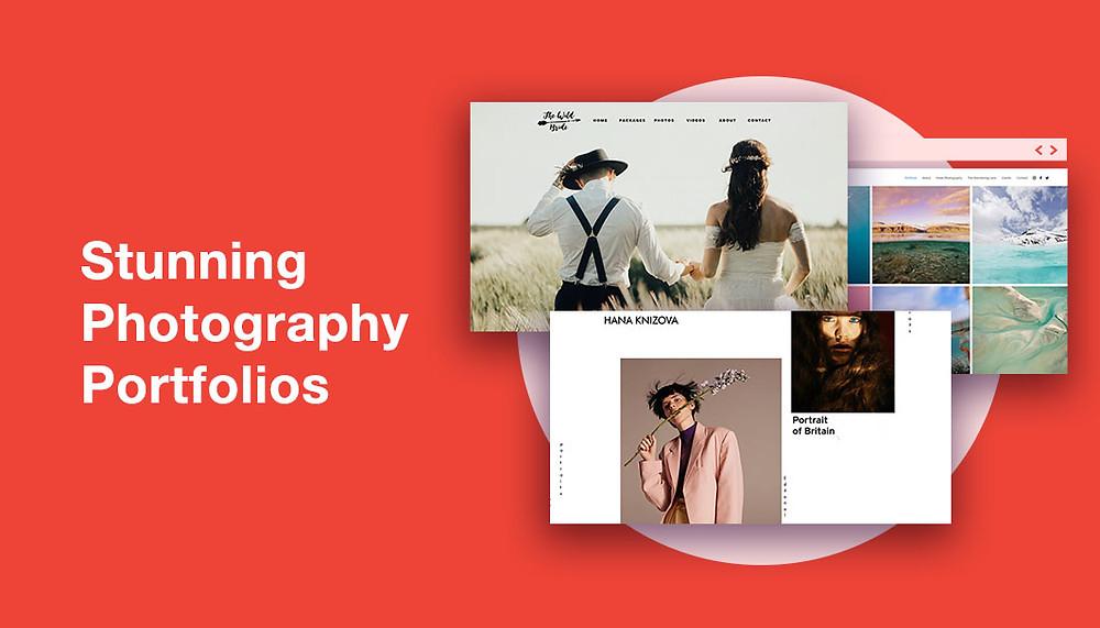 Портфолио фотографа — 11 профессиональных примеров