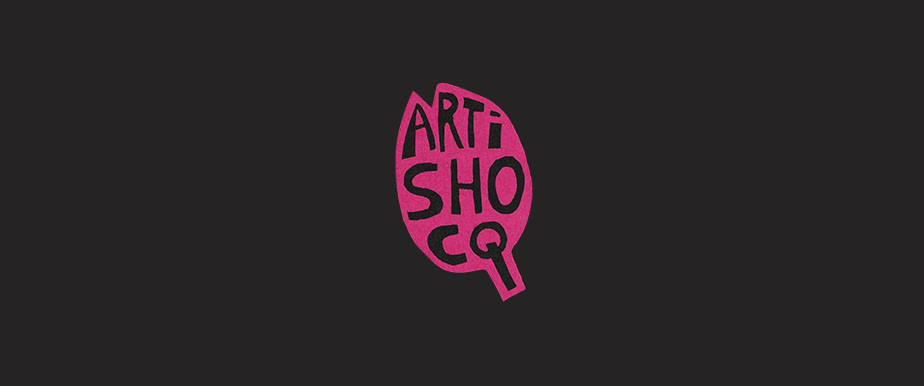 Logo von Artishocq erstellt mit Wix als Bespiel für Handgezeichnete Logos