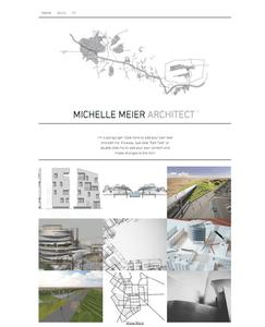 Сайт архитектора