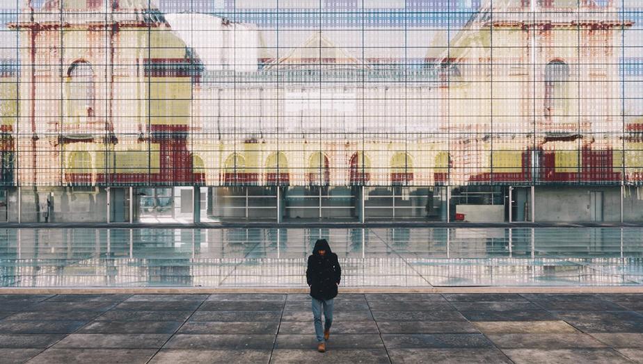 Ejemplo de fotografía urbana