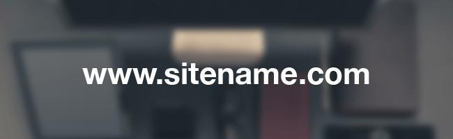 Структура персонального доменного имени