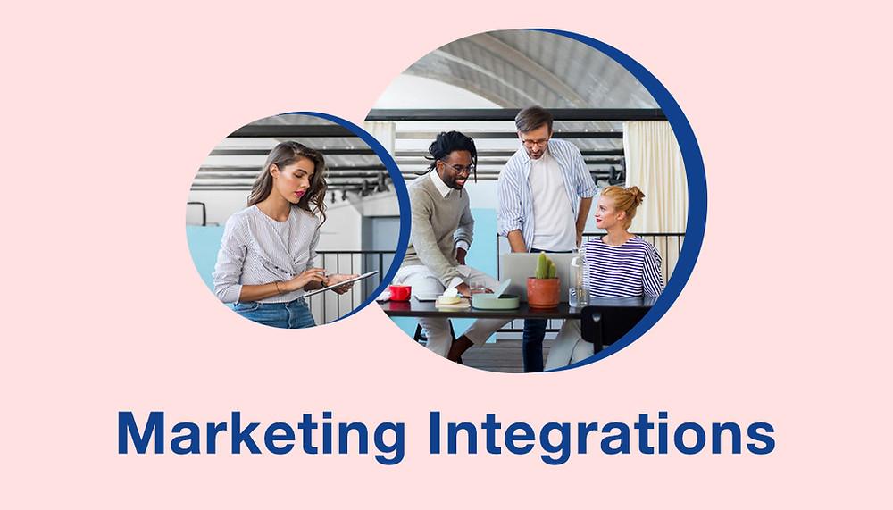 wix marketing integrations