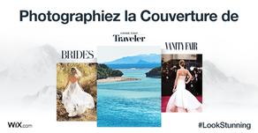 Votre photo en couverture des magazines Condé Nast !