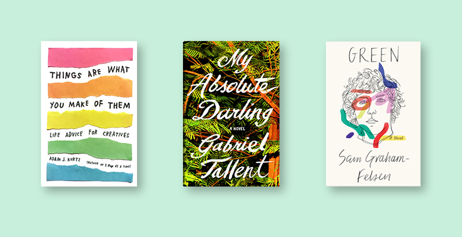 Book cover ideas: hand lettering