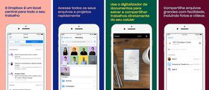 Melhores Aplicativos para Donos de Pequenas Empresas: Dropbox