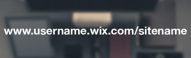 Бесплатные домены Wix.com
