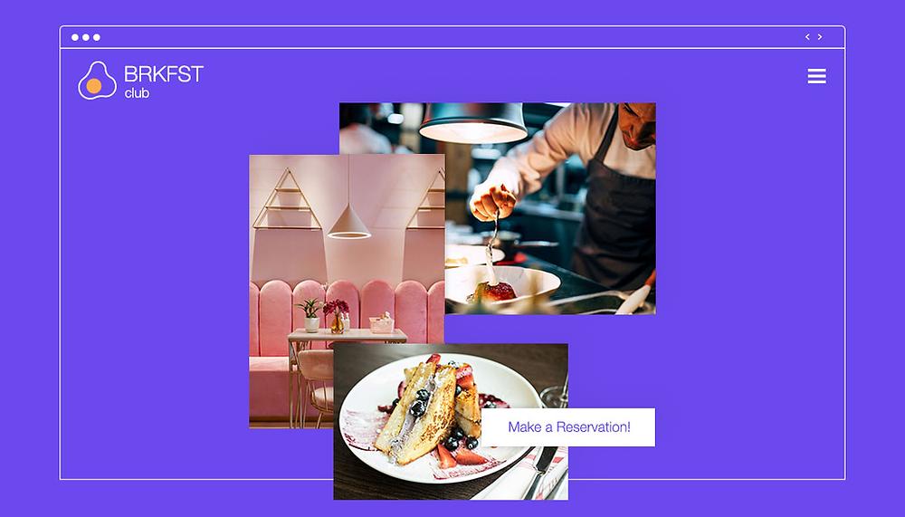 Como crear una pagina web para tu restaurante