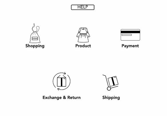Иконки в интернет-магазине