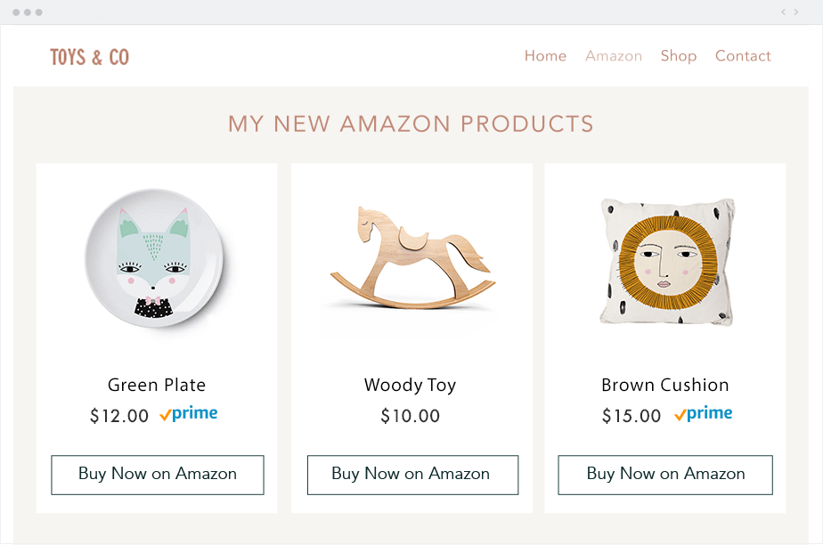 App de Amazon
