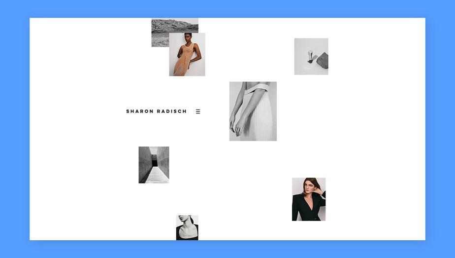Bet website design by Sharon Radisch