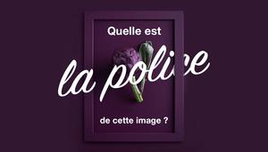 Comment identifier une police de caractères dans une image ?
