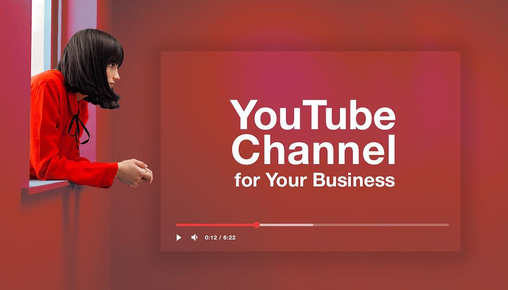 как создать канал на ютубе для бизнеса