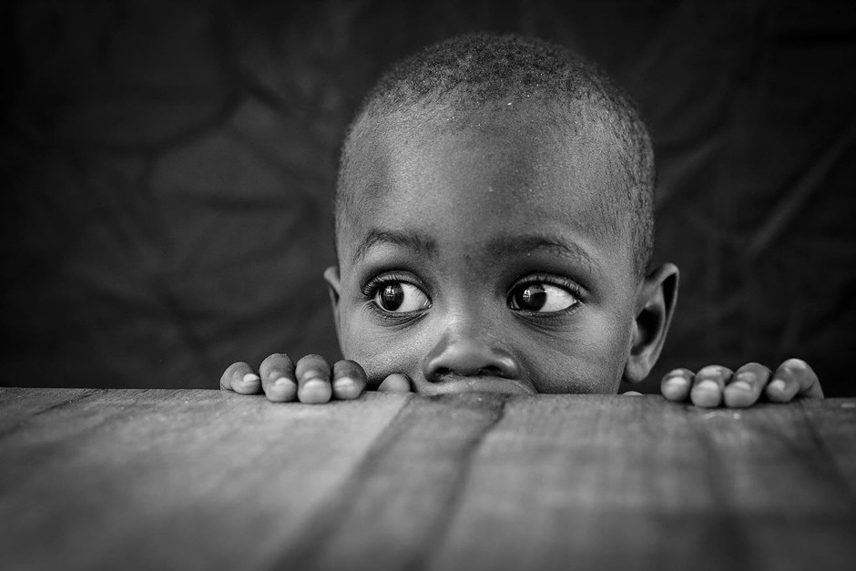 Photographie noir et blanc - Joachim Bergaeur
