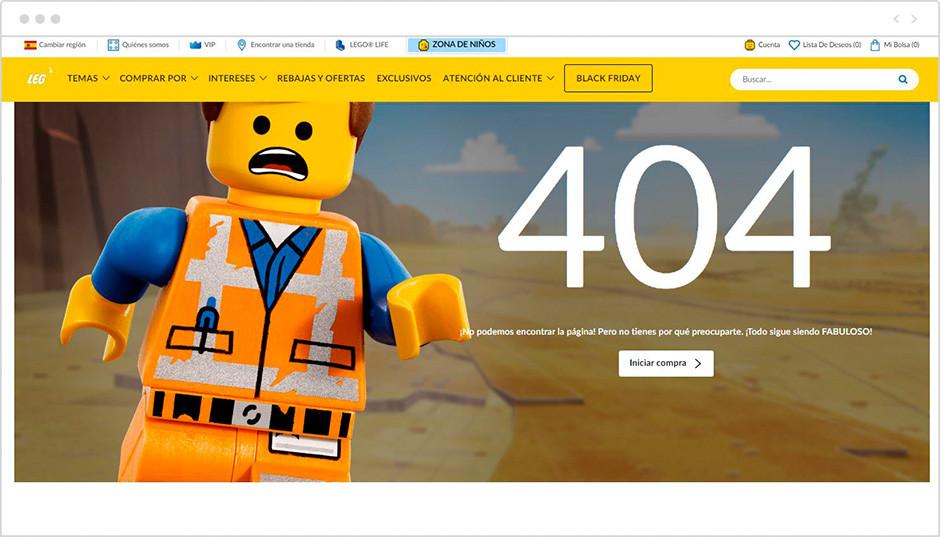 Página 404 de Lego