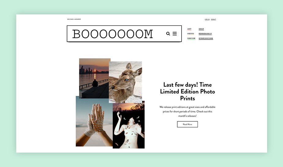 Best art blogs - Booooooom