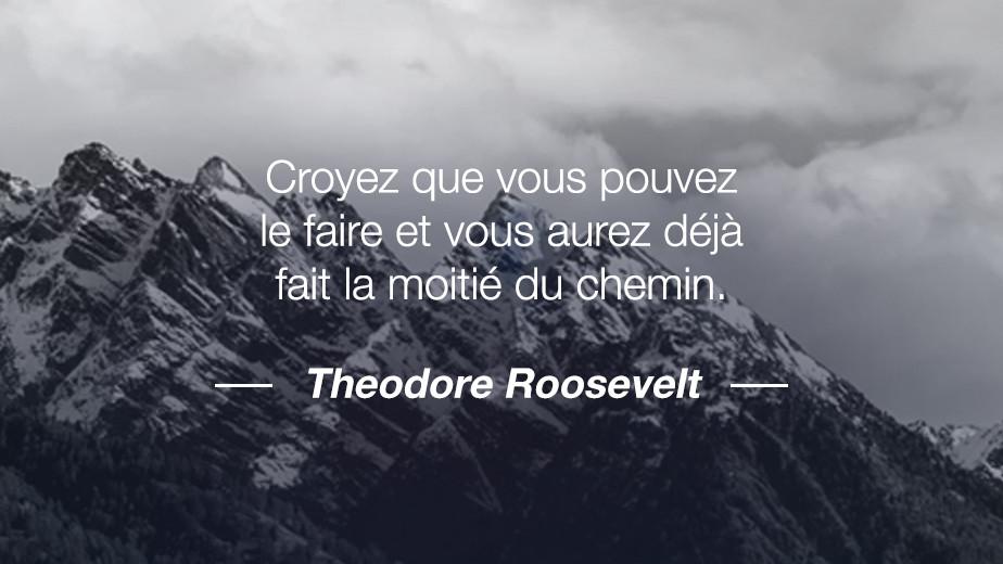 Citation Roosevelt