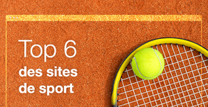 Top 6 des plus beaux sites de sportifs