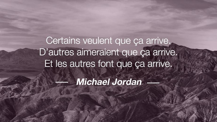 Citation Michael Jordan