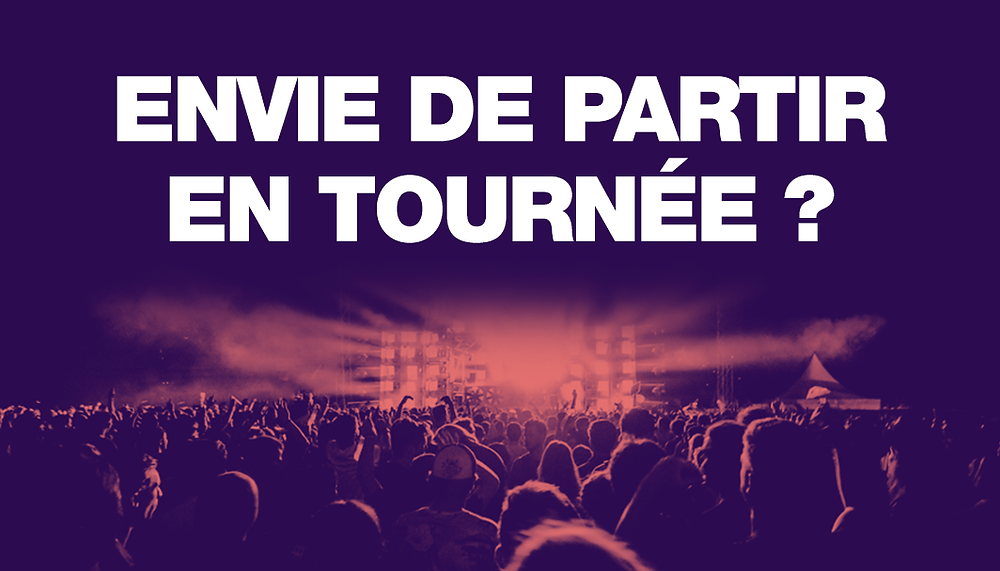 Partez en tournée avec Wix et Live Nation Developing New Artists !