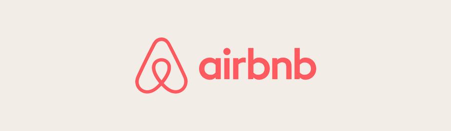 Airbnb Logo als Beispiel für ein modernes Logo