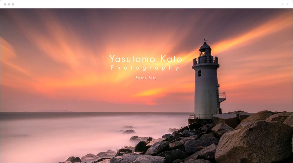風景写真家サイト Yasutomo kato